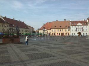 Náměstí Sibiu