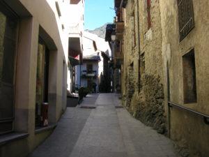 Ulice v centru