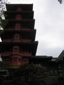 Japonská věž