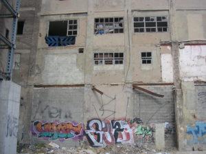 Ruiny ve Valencii