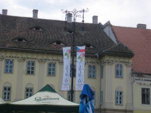 Staropramen na náměstí