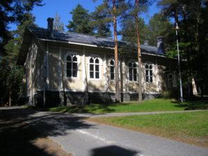 V kampusu Jyväskylä University
