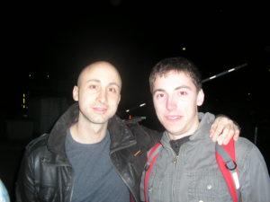 Jeff Stinco a můj bezejmenný souputník
