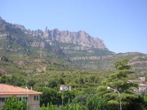 Montserrat nad námi