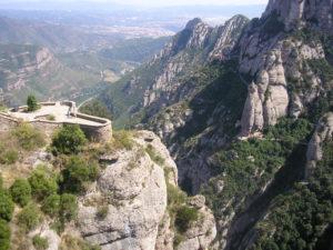 Na Montserratu