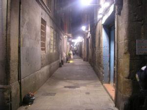Gotická čtvrť