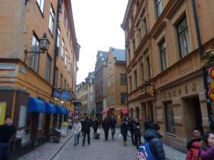 V ulicích
