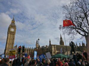 Socialismus je zde stále populárnější a Corbyn nabírá na síle.