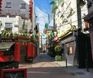 Kdesi v centru 2: Ztracen v Dublinu