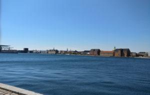 Dánská modř
