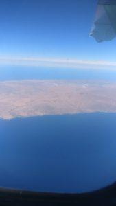 Výsek z Lanzarote. Všude vypadá stejně
